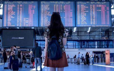 Jak sprawdzić czy lot jest opóźniony?