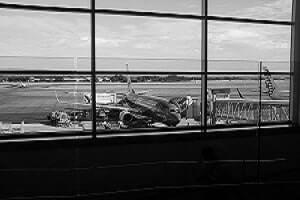 Podróż Samolotem na Lotnisko